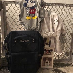 Disney NWT Mickey Mouse Baby Items